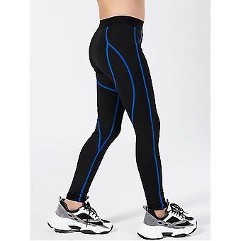 Pantalons de leggings de compression de garçons, collants