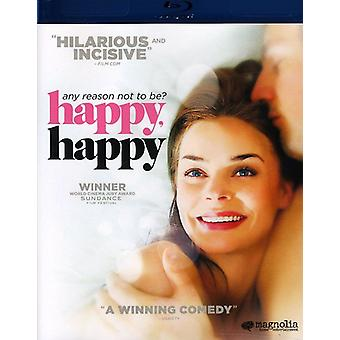 Happy Happy [BLU-RAY] USA import