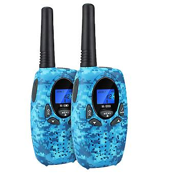 Children's Walkie Talkie With Charger And Batteries