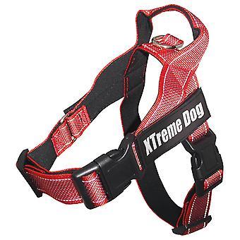 Arquivet Xtreme Classic Dog Harness Vermelho