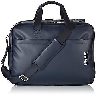 Bree Laptop Bag Pnch 67, unisex, Blue (Blue), 13.0x30.0x40.0 cm (B x H x T)