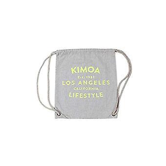Kimoa Lifestyle, Unisex Bag, Grey, Medium