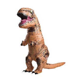 Jurassic World Unisex Adult T-Rex Inflatable Costume
