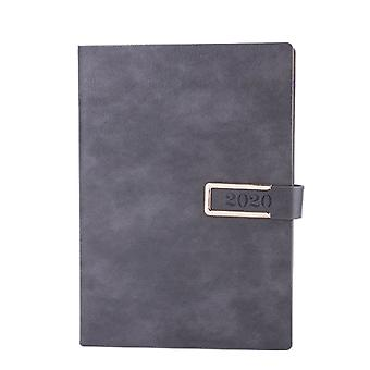 A4 2021 large calendar this calendar this efficiency manual plan this 12 months a day one notebook