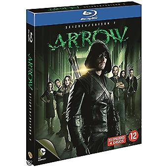 Arrow - Blu-ray sezonu 2