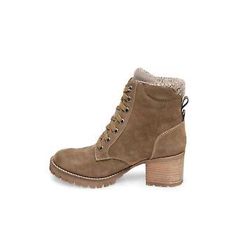 Steve Madden Womens Tissu Amande Toe Ankle Fashion Boots