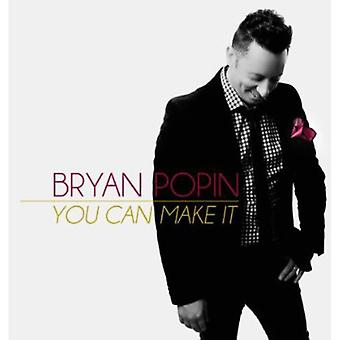 Bryan Popin - You Can Make It [CD] USA import
