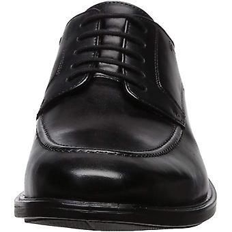 Bostonian Men's Hampshire Lace Oxford, Black Leather, 100 M US