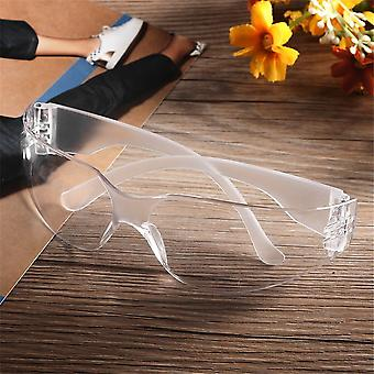 Safety Potective Goggles Windproof Dustproof Eyewear Outdoor Cycling Glasses