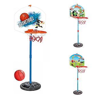 Pilsan 03394 kinderbasketbalhoepel met standaard, hoogte 115 cm, vanaf 3 jaar
