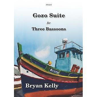 Gozo Suite für 3 Fagotte