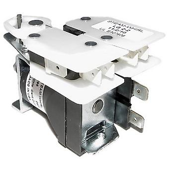 Allied 410123 S90R DPDT 120V 20A Relay