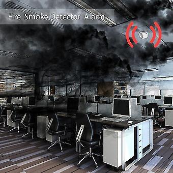 Пожарный дым датчик детектор сигнализации тестер Cordless Главная Семейная охрана безопасности