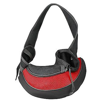 Small Transport Bag for Pets - Red