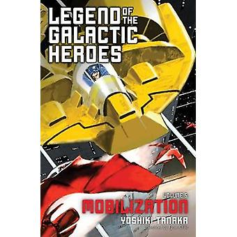 Legend of the Galactic Heroes Vol. 5
