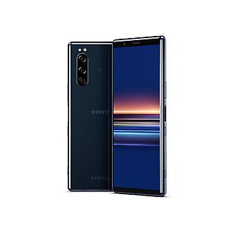 Smartphone Sony Xperia 5 6GB/128GB Blå Dual SIM europeisk version