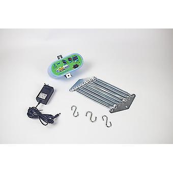 電気赤ちゃんクレードルコントローラスウィンガードライバ、標準アダプタ外部
