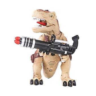 רב תכליתית RC הדמיית דינוזאור טירנוזאורוס רקס מרחוק קונטרו בדיחות מעשיות