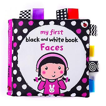 Baby Book Soft Cloth Books Newborn Early Learning Cognize Reading Puzzle Toys