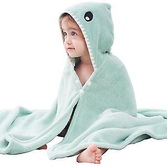 ילדים בייבי קריקטורה עם חלוק רחצה חם כותנה מגבת מגבת גלימת מגבת אמבטיה