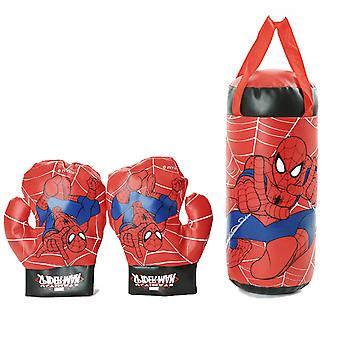 Avengers Gloves Toy Children's Spiderman Mini Boxing Glove Professional Style Youth Punch
