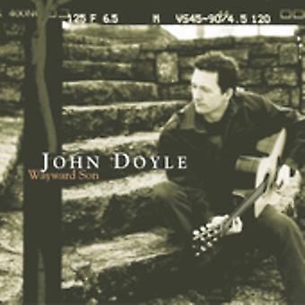 John Doyle - importação EUA Wayward Son [CD]