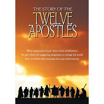 Story of the 12 Apostles [DVD] USA import