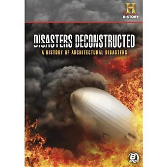 Disasters Deconstructed: A History of Architectura [DVD] USA import