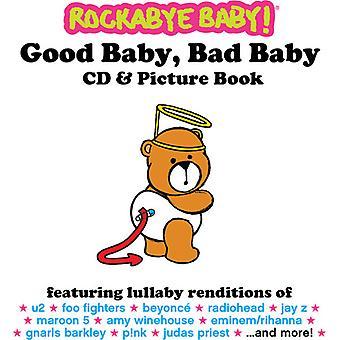 Rockabye Baby - Good Baby Bad Baby [CD] USA import