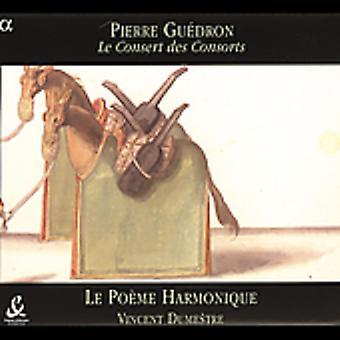 P. Guedron - Pierre Gu Dron: Import USA Le koncert Des małżonki [CD]