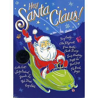 Hey! Santa Claus - Hey! Santa Claus [CD] USA import