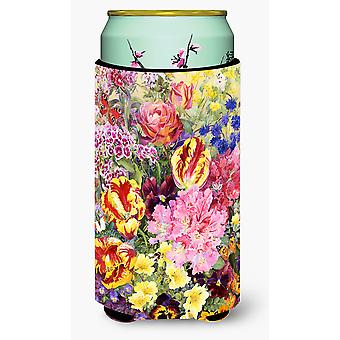 Zomer bloemen door Anne Searle Tall Boy drank isolator Hugger