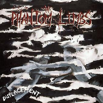 Phantom Limbs - Displacement [CD] USA import