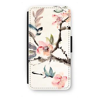 Samsung Galaxy S7 kant Flip Case - Japenese blomster