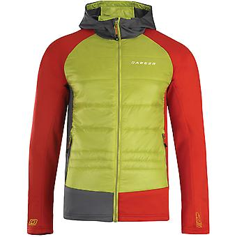 Dare 2b Mens Inlay Hybrid Wool Moisture Wicking Insulated Coat Jacket