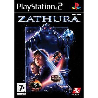 Zathura (PS2) - Ny fabrik förseglad