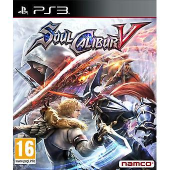 Soul Calibur V (PS3) - New