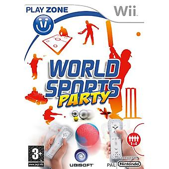 World Sports Party (Wii) - New