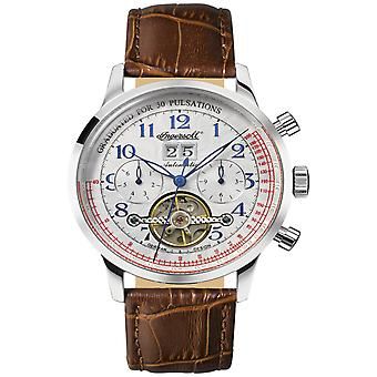 Ingersoll men's watch wristwatch automatic Quebec IN2002WH
