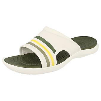 Crocs męskie wsuwane sandały Sobek
