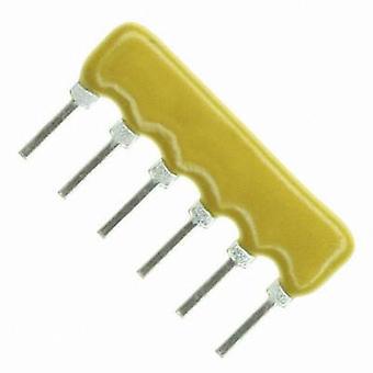 BOURNS 4606X-101-102IF Rezistor scara 1 kΩ radial plumb SIP 6 0,2 W 1 buc (e)