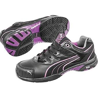 Protective footwear S2 Size: 36 Black, Violet PUMA Safety Stepper Wns Low 642880 1 pair