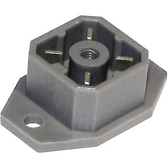 HTP BP3N04000-F Black Number of pins:3 + PE