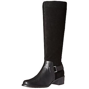 Aerosoles Womens after hours Leather Closed Toe Knee High Fashion Boots