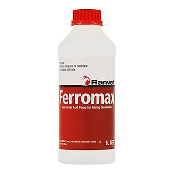 Ferromax ijzer Plus met foliumzuur 1 l