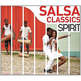 Spirit of Salsa Classics - Spirit of Salsa Classics [CD] USA import