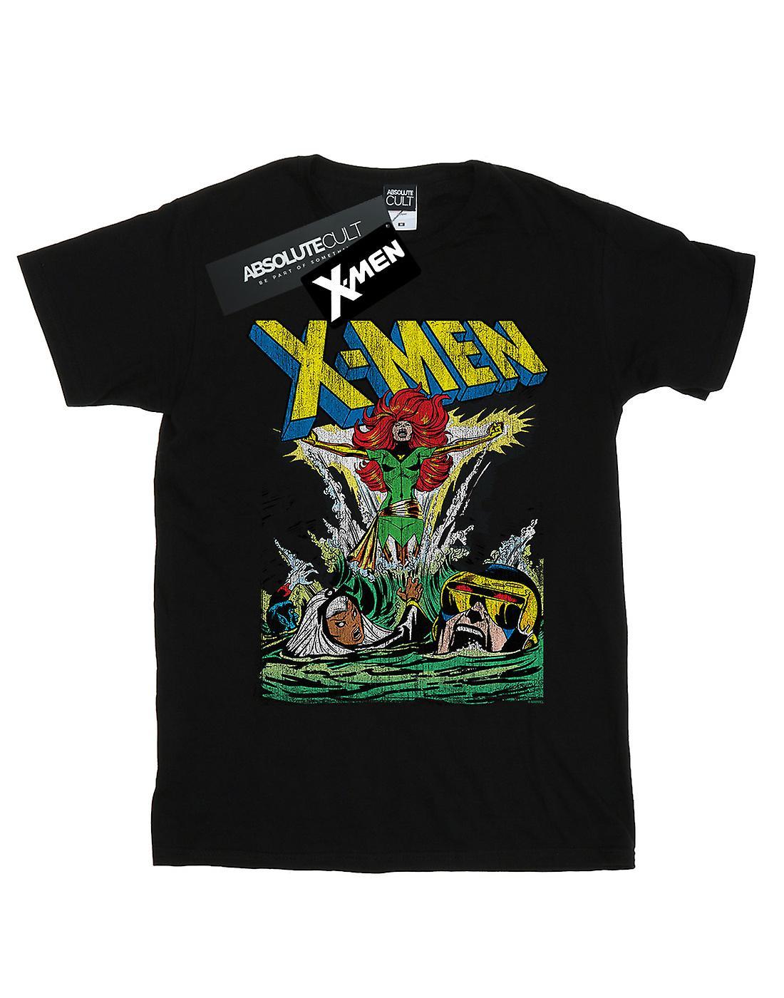 Marvel Men's X-Men Enter The Phoenix T-Shirt