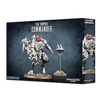 Games Workshop Warhammer 40.000 Tau Império comandante