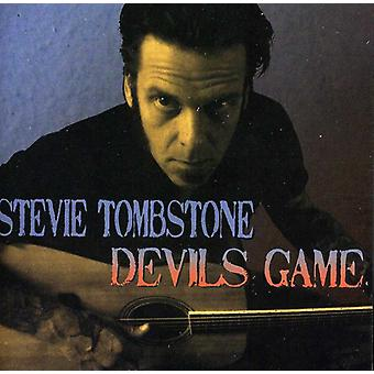 Stevie Tombstone - Devils Game [CD] USA import