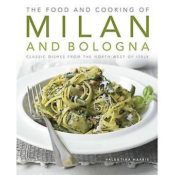 الغذاء والطبخ من ميلانو وبولونيا-الأطباق الكلاسيكية من أي